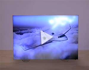 aeroplane video image