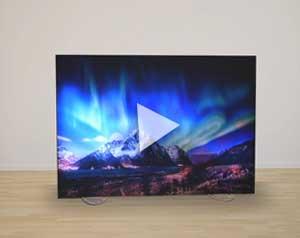 aurora video image