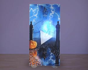 halloween video image